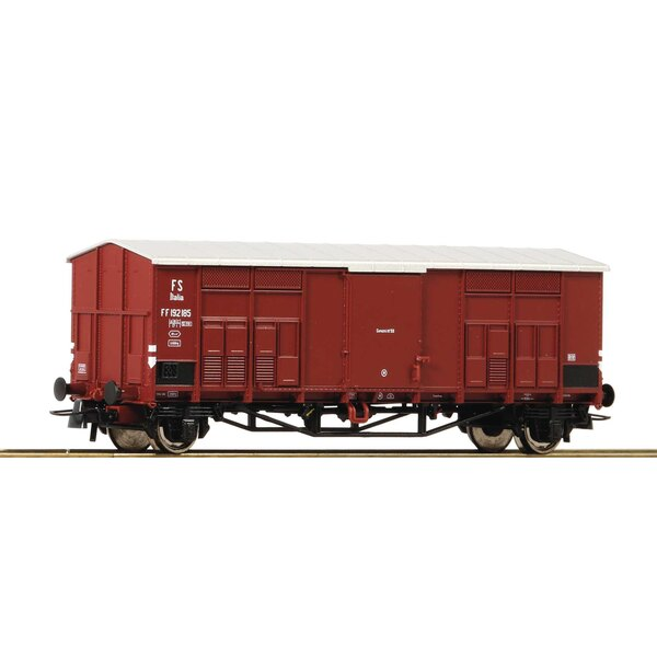 Pitched roof wagon, FS