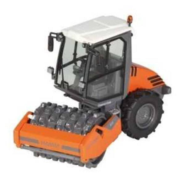 H7i HAMM COMPACTOR WITH SHEEP FOOT ROLLER