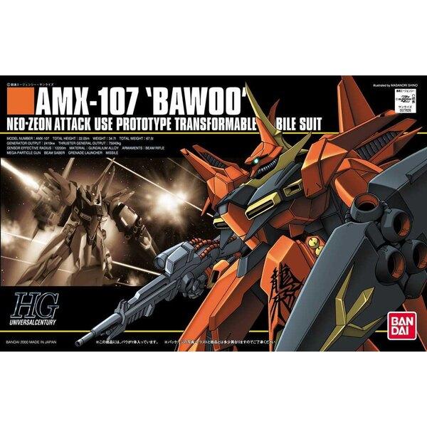 HGUC 1/144 AMX-107 BAWOO