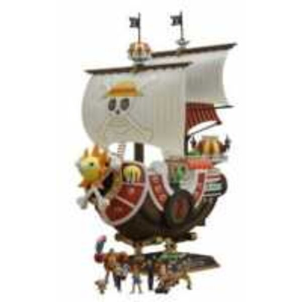 Maquette OP Thousand Sunny New World 30cm L