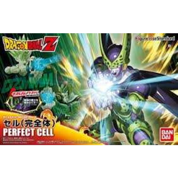 FIGURE-RISE DBZ Perfect Cell