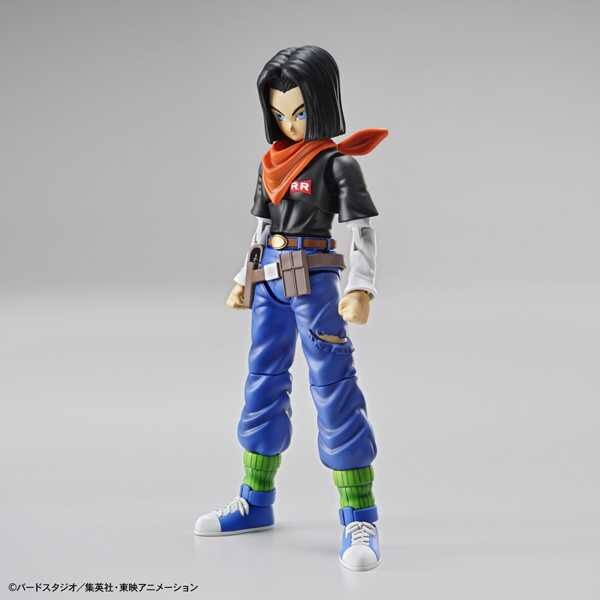 FIGURE-RISE DBZ Android C#17