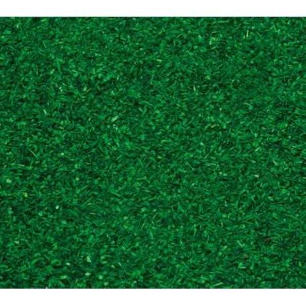 Dark green flocking