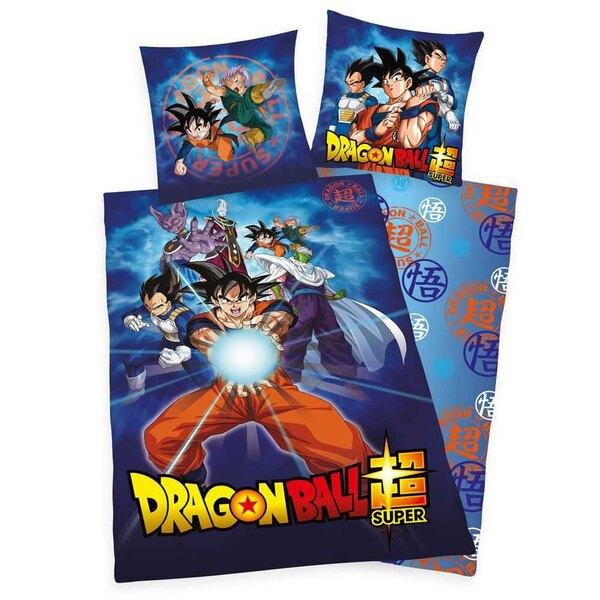Dragonball Super bed set Characters 135 x 200 cm / 80 x 80 cm