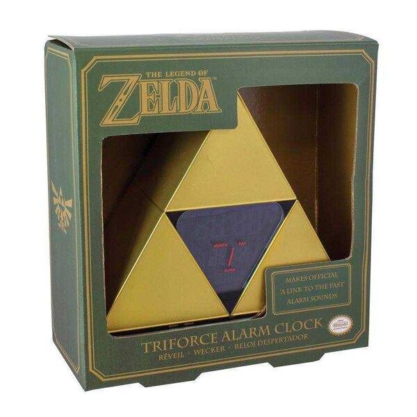 The Legend of Zelda Triforce alarm clock