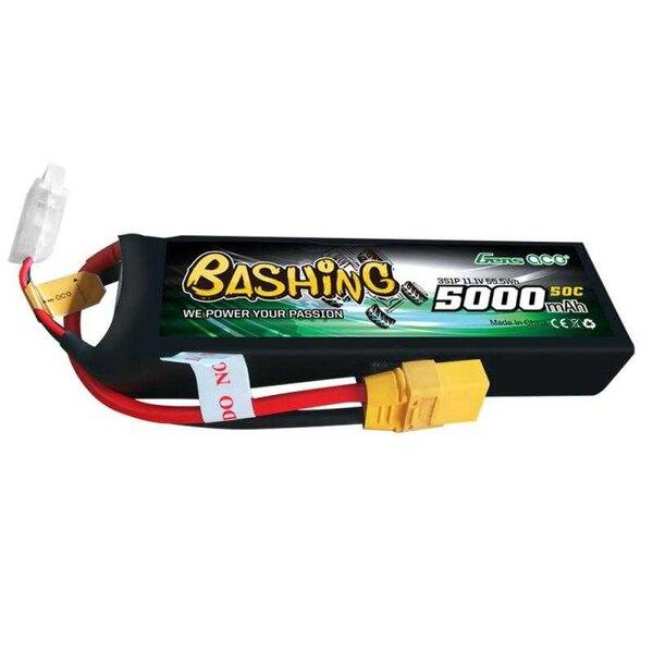 LIPO 50C 5000MAH 11.1V XT90 BASHING