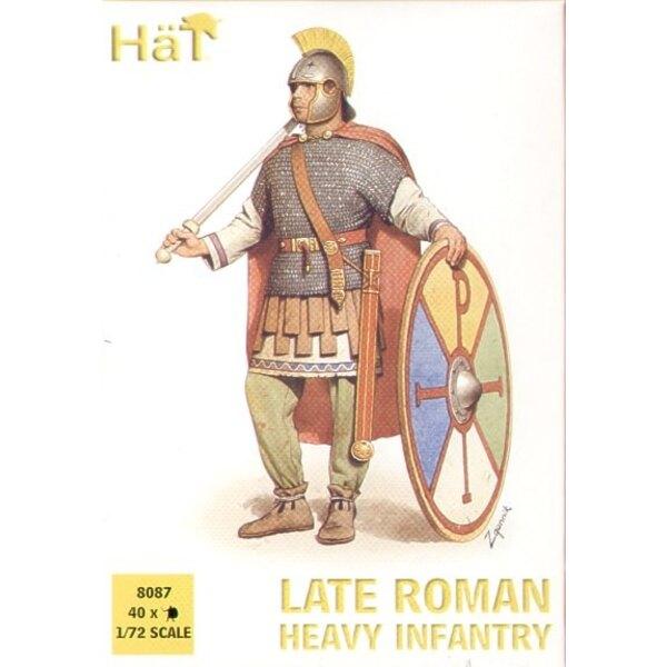 4th Century Roman Heavy Infantry