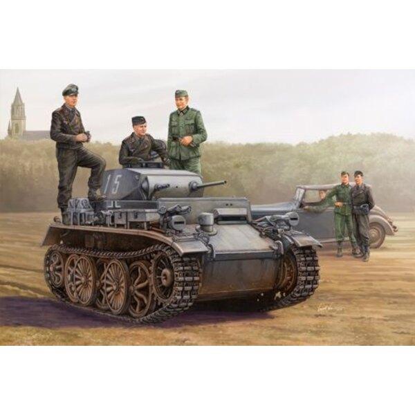 Pz.Kpfw 1 Ausf.C (VK 601)