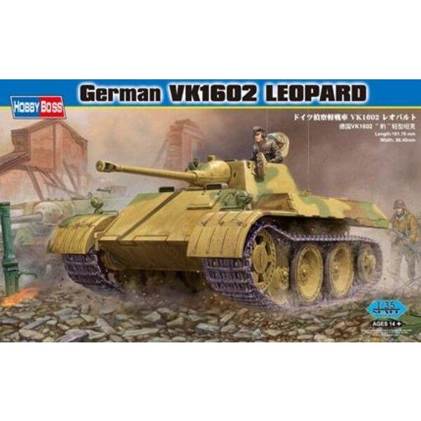 German VK1602 Leopard