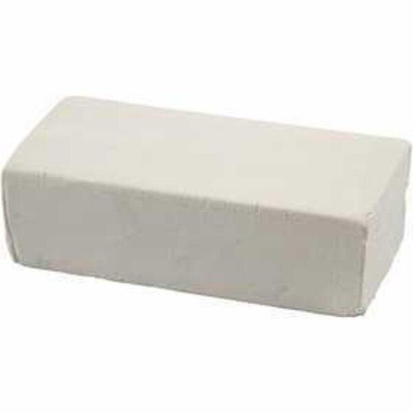 Soft Clay, size 13x6x4 cm, white, 500g
