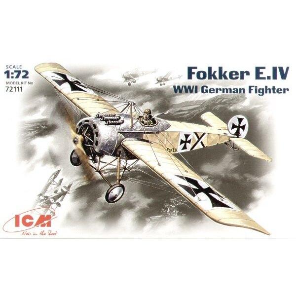 Fokker E.IV monoplane
