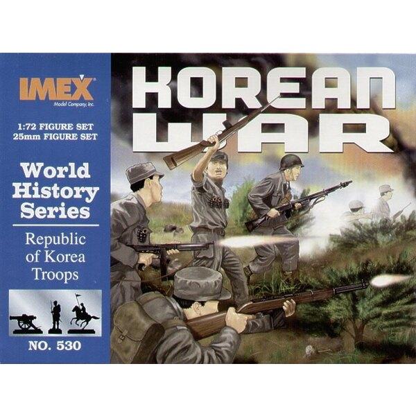Korean War RPOK Troops