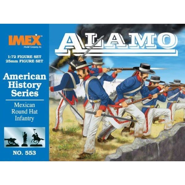 Mexican Round Hat Infantry