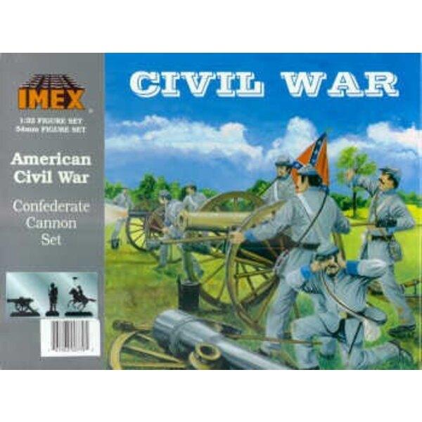 Confederate 12lb cannon (American Civil War) (ACW)