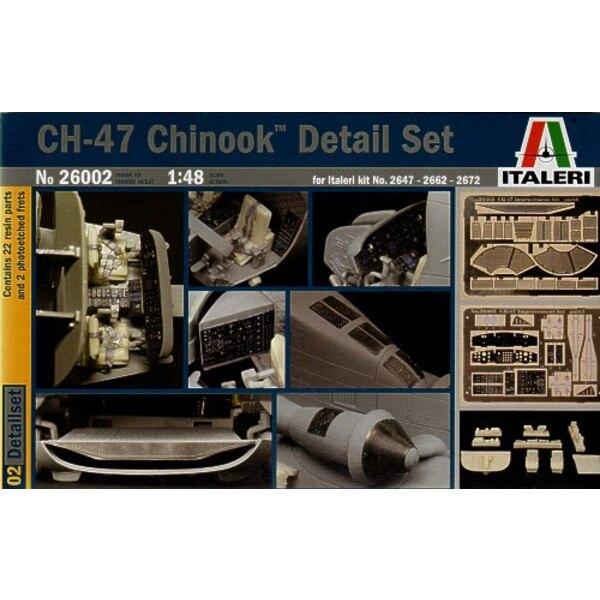 Boeing CH-47 Chinook Super Detail Set