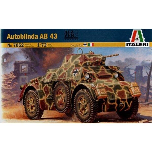 Autoblinda AB 43