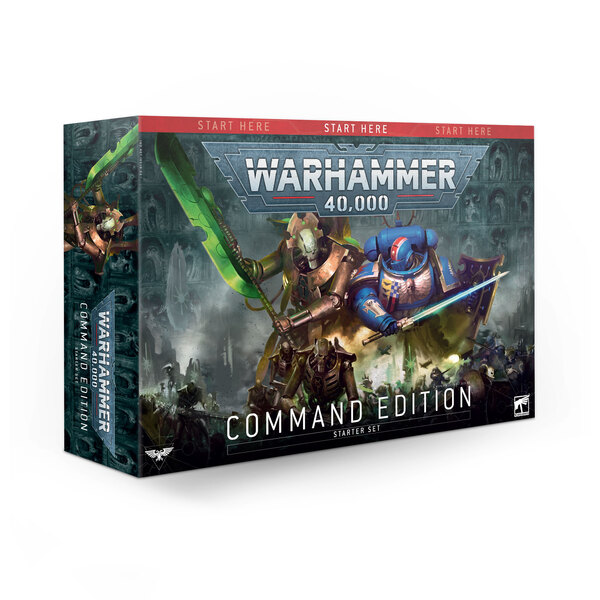 WARHAMMER 40000 COMMAND EDITION (ENG) Games Workshop 60010199034