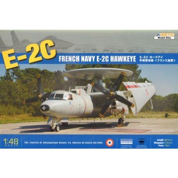 Grumman E-2C Hawkeye. Decals French Air Force