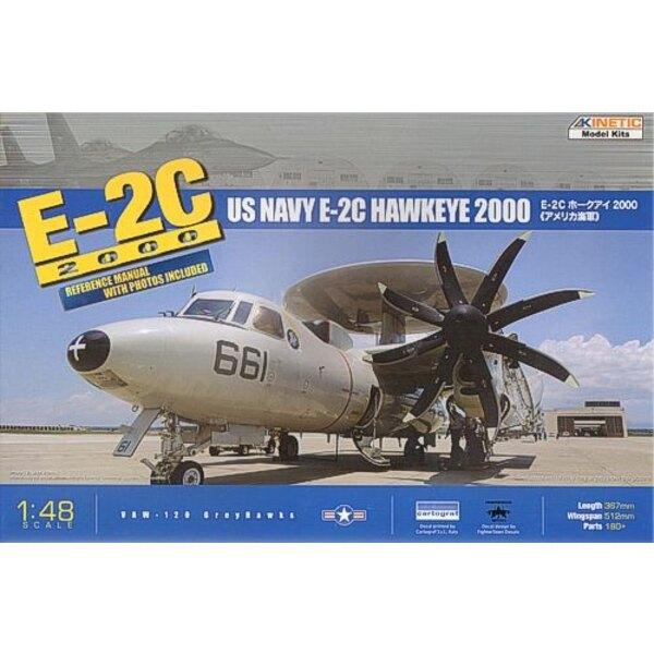 Grumman E-2C Hawkeye 2000 (8 blades)