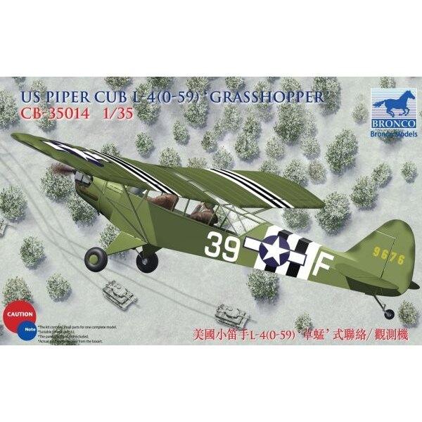 Piper L-4H Cub ′Grasshopper′