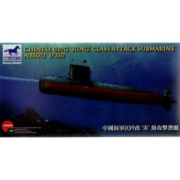 Chinese 039G ′Sung′ Class Attack Submarine