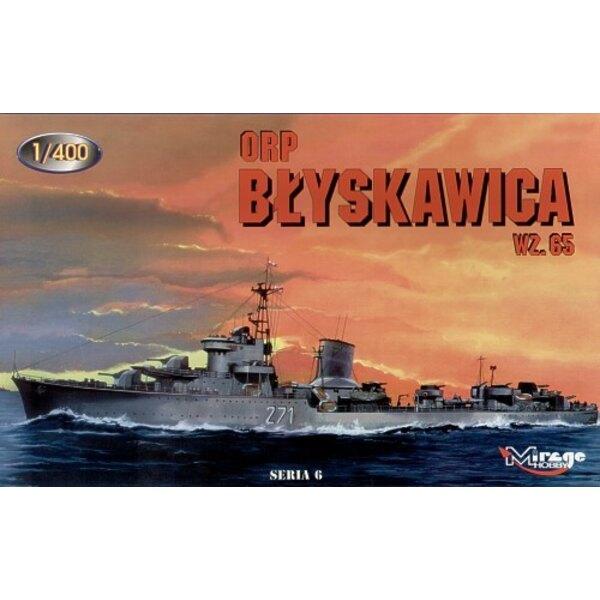 ORP Blyskawica wz.65