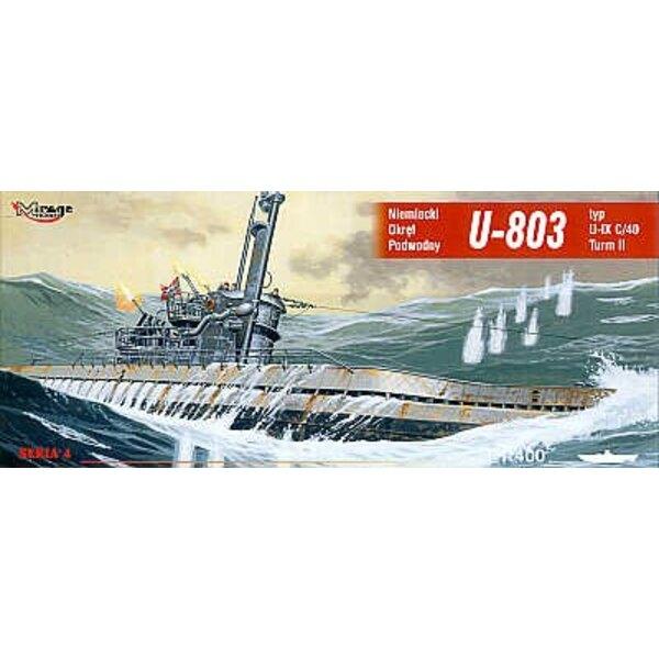 U-Boat U-803 type IXC/40 (submarine)