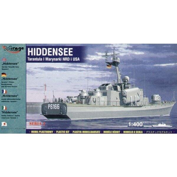 Hiddensee German Navy