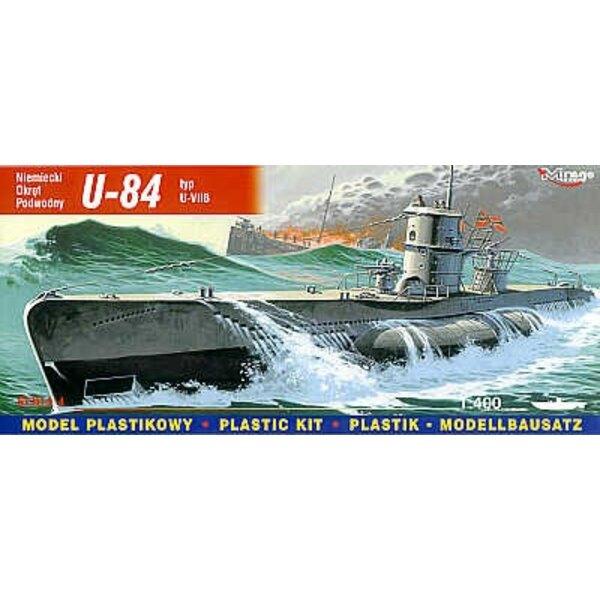 U-Boat U-84 (VIIB) (submarine)