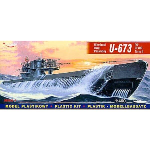 U-Boat U-673 (VIIC/T2) (submarine)
