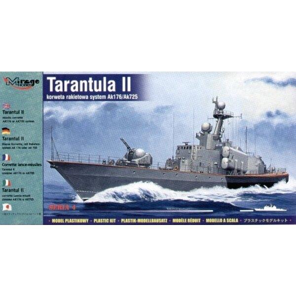 Tarantul II Missile Corvette