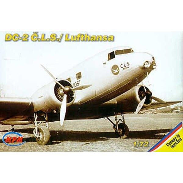Douglas DC-2 C.L.S. (Czechoslovak Aviation Company 1938 and Lufthansa AAIB 1939
