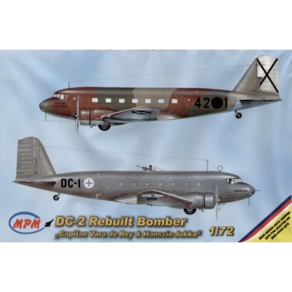 Douglas DC-2 bomber version