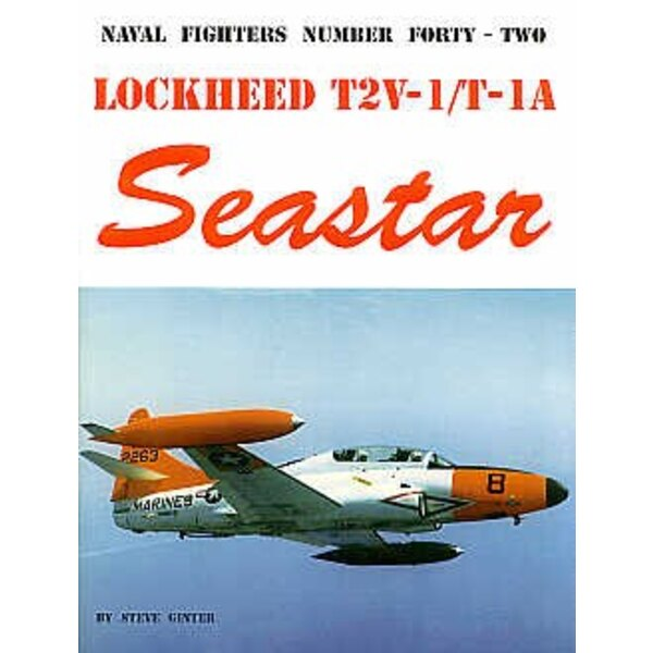Book Lockheed T2V-1/T-1A Seastar 73 pages