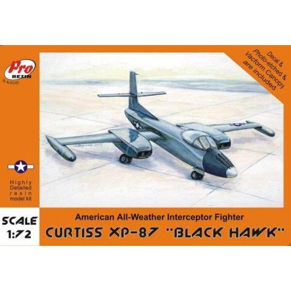 Curtiss XP-87 Black Hawk