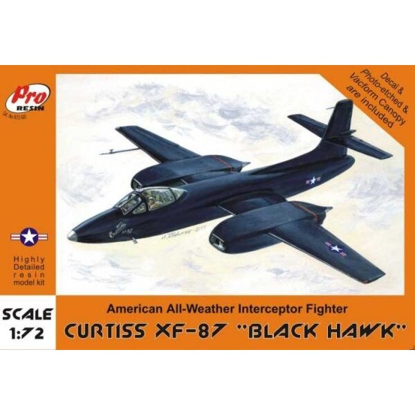 Curtiss XF-87 Black Hawk