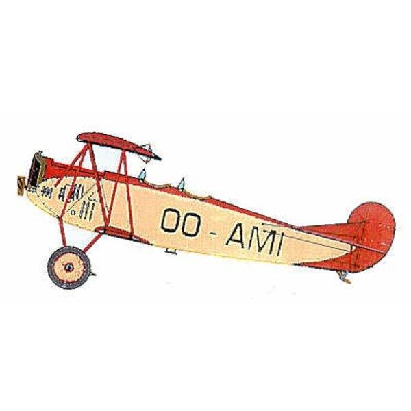 Fokker D.VII Belgium
