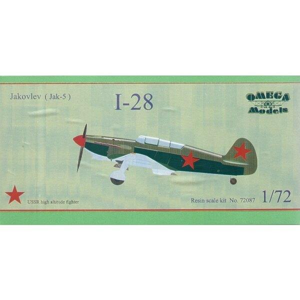 Jakolev I-28