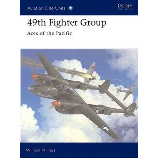 49th Fighter Group (Osprey Aviation Elite Units Series)