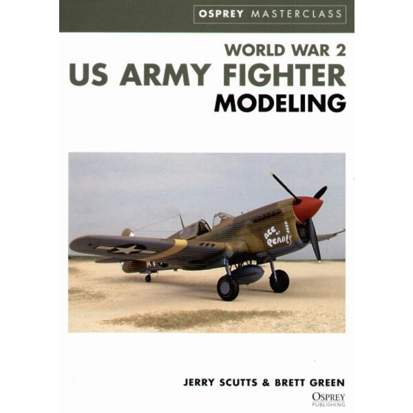 WWII US Army Fighters (Master Class series)