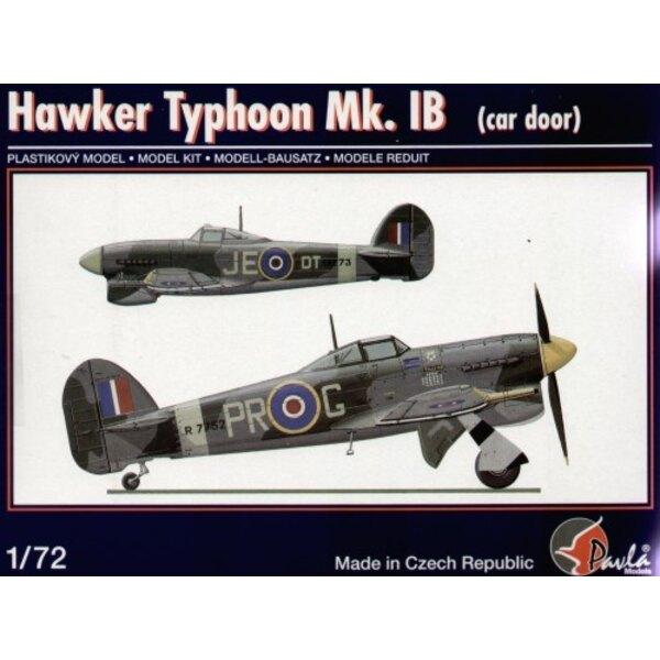 Hawker Typhoon Mk.Ib (car door)