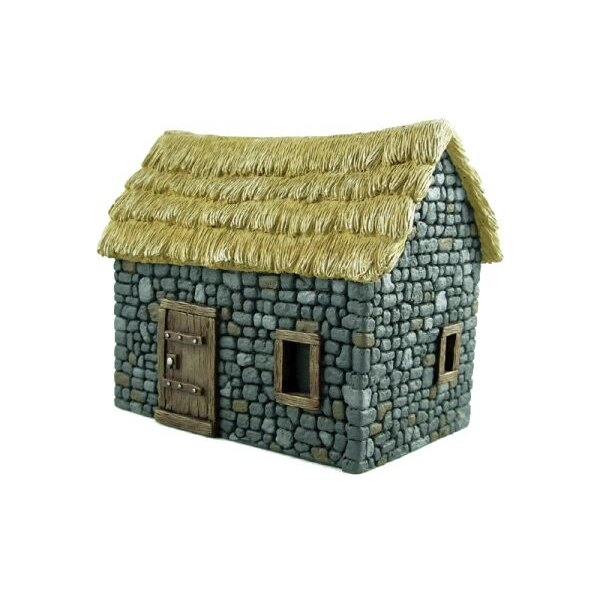 28mm (Approx 1:48) Stone Cottage Small