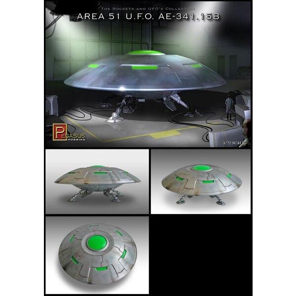 Area 51 U.F.O. AE -341.15B