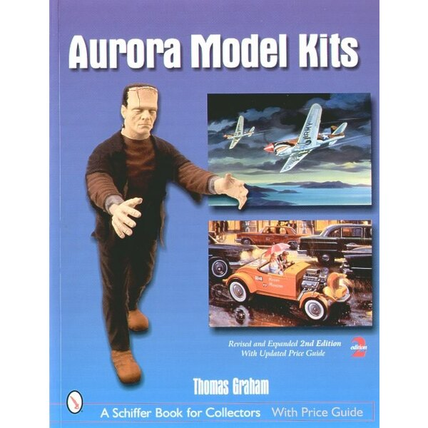 Aurora Model Kits 2nd edition with updated value guide. An excellent read....