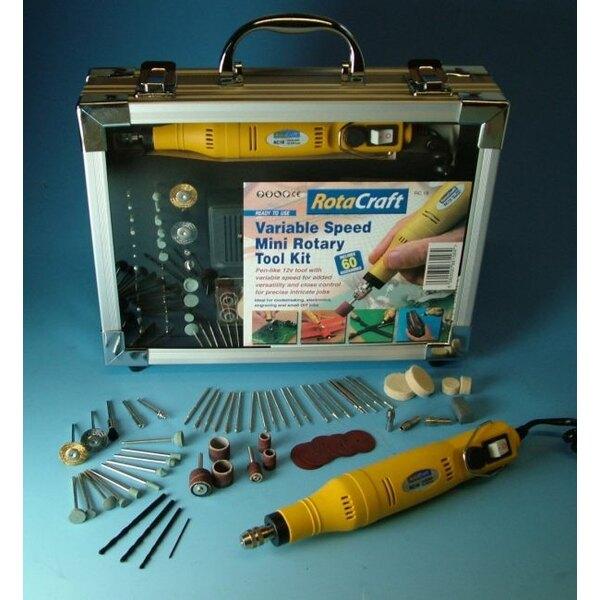 Variable Speed Mini Rotary Tool Kit