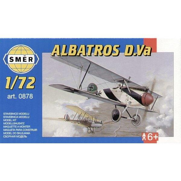 Albatros D.V (ex Eduard?)