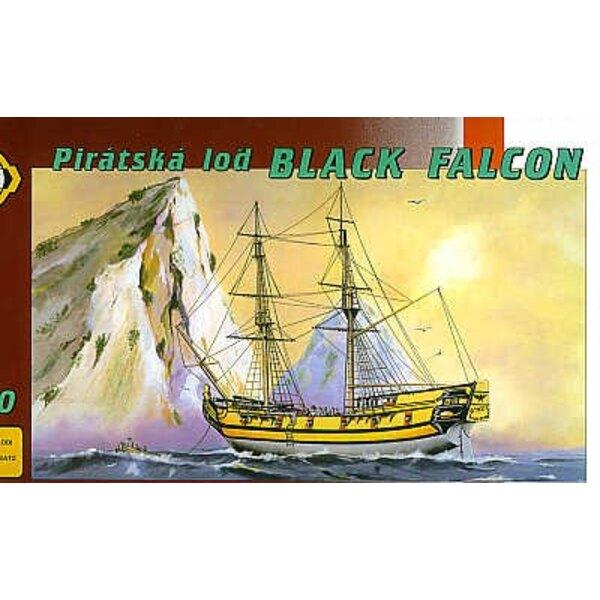 Black Falcon Pirate Ship