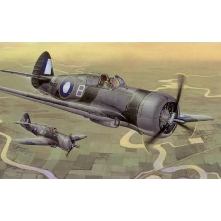 Curtiss H-75A-4/Mohawk Mk.IV