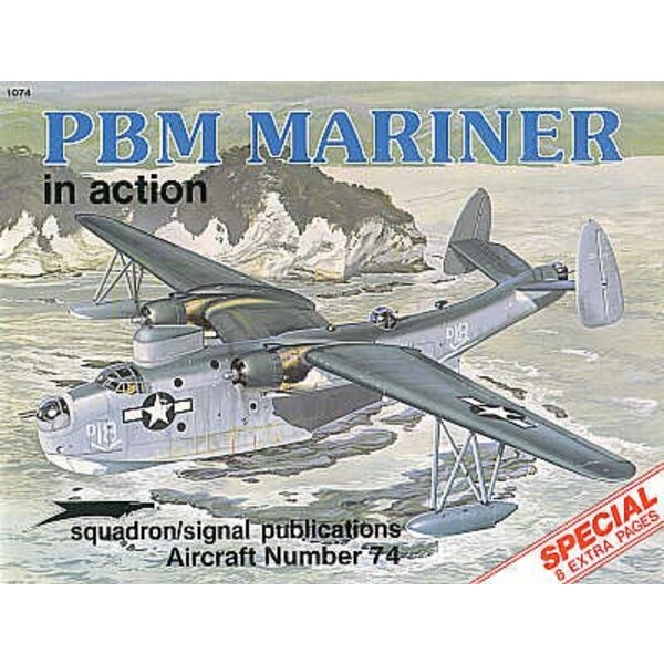 Martin PBM Mariner (In Action Series) re-printed!