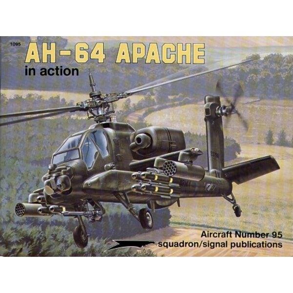 Boeing AH-64 Apache (In Action Series) Re-printed